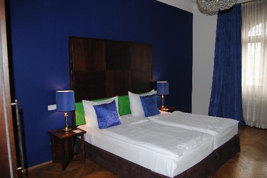 Appartement-Hotel an der Riemergasse: Master bedroom