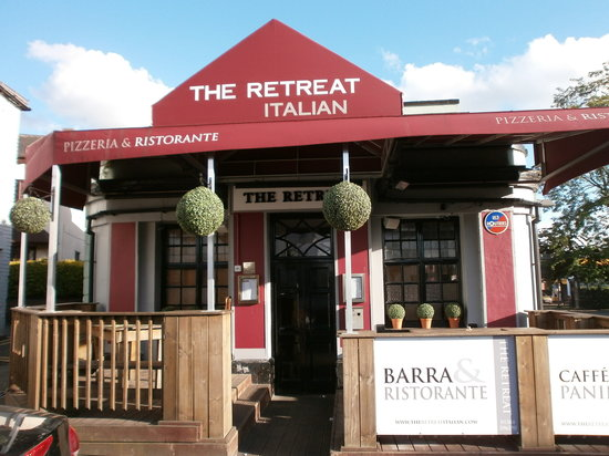 Retreat: this is it - great place
