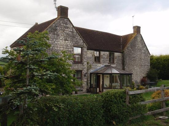 Barrow Vale farmhouse