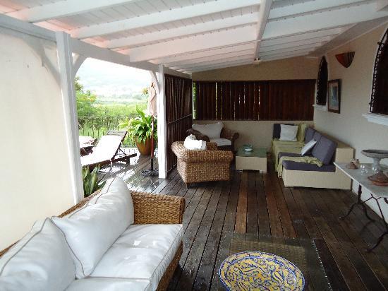 Sol e Luna Romantic Inn: The kitchen