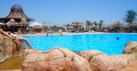 Radisson Blu Resort, Sharm El Sheikh: the main pool