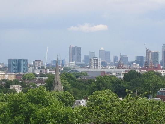สวนรีเจนท์: London panorama 2