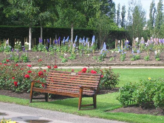 สวนรีเจนท์: Regent's Park