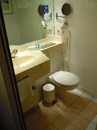 Best Western Hotel Kaiserslautern: toilet