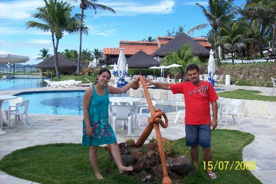 Imira Plaza Hotel: Eu e meu amorzinho