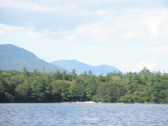 Squam Lake Picture Of Cotton Cove Cottages Holderness