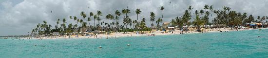 Luxury Bahia Principe Esmeralda Don Pablo Collection: Vue Esmeralda la plage