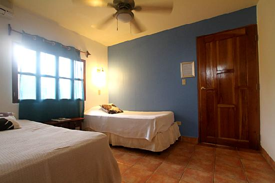 Dale Dagger Surf Lodge: One of the four bedrooms at the lodge
