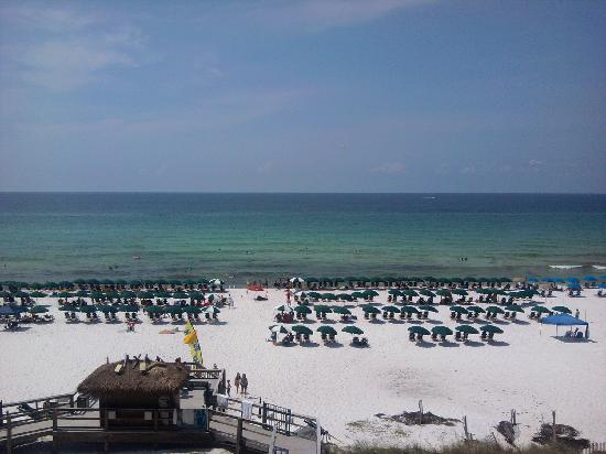 Sundestin Beach Resort: View from our room
