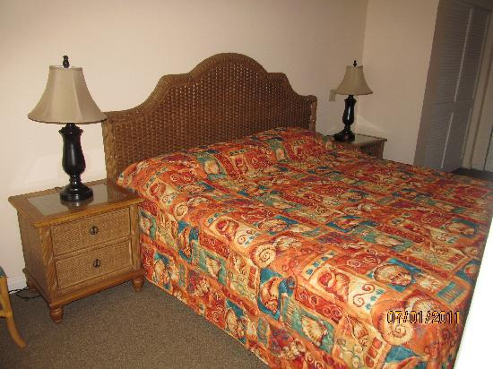 The Merriweather Resort: bedroom