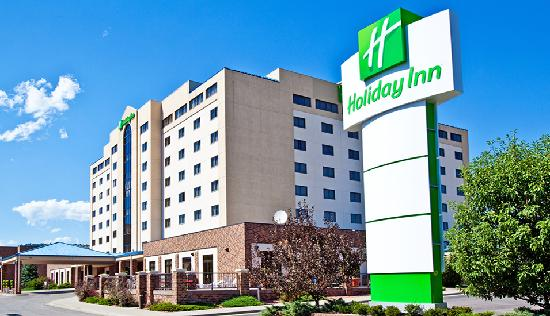 Holiday Inn Rapid City - Rushmore Plaza: Holiday Inn Rushmore Plaza Exterior