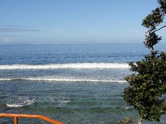 Namale the Fiji Islands Resort & Spa: View from in Dream House pool