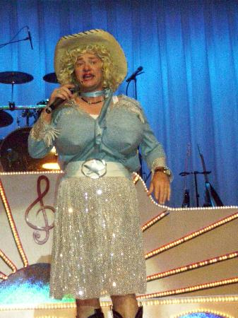 """Tennessee Shindig Show : Dolly's second cousin onced removed """"Polly"""""""