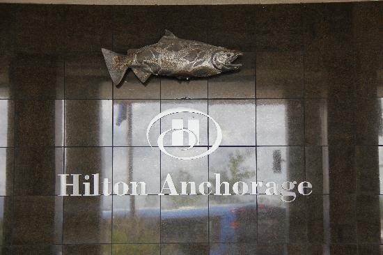 Hilton Anchorage: Hilton