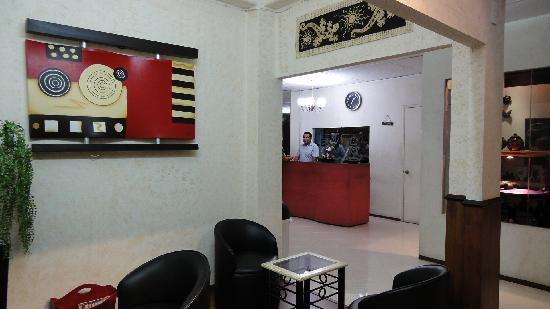Meson Del Rey Hotel S.a. De C.v.: Sala con internet inalambrico