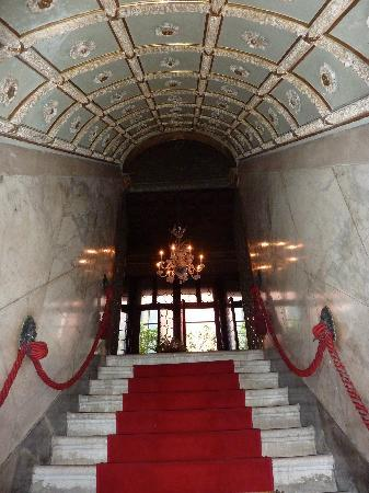 Palazzetto Pisani Boutique Resort: entrance stairway