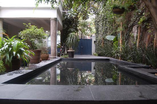 Espejo de agua - Picture of Hotel Villa Condesa, Mexico ... - photo#26