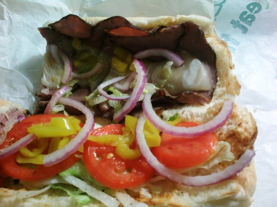 Keifer's Restaurant : Joe Bob Digs Gyros