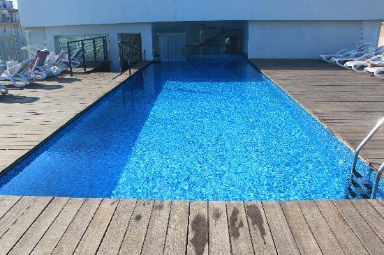 Hotel Atlantico: Rooftop Pool