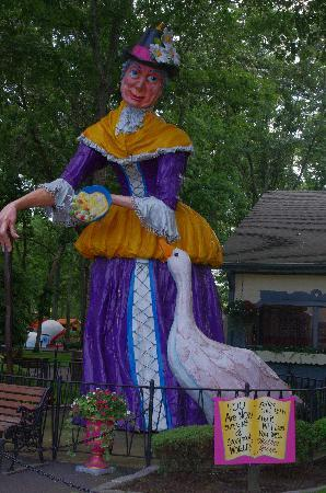 Egg Harbor Township, Nueva Jersey: Mother Goose