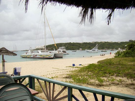 Roy's Bayside Grill: The view from the tables