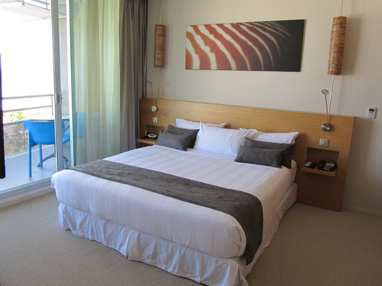 Chateau Royal Beach Resort and Spa : Bedroom