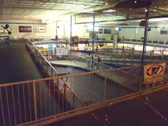 Fastimes indoor karting coupons