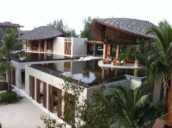 Renaissance Phuket Resort & Spa: View from room to reception