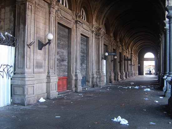 Estacion Central General Artigas