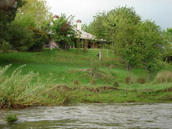 Delatite Station Cottages : Chris's cottage