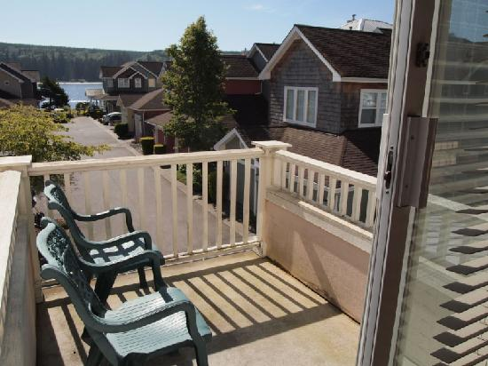 The Resort at Port Ludlow: Balcony