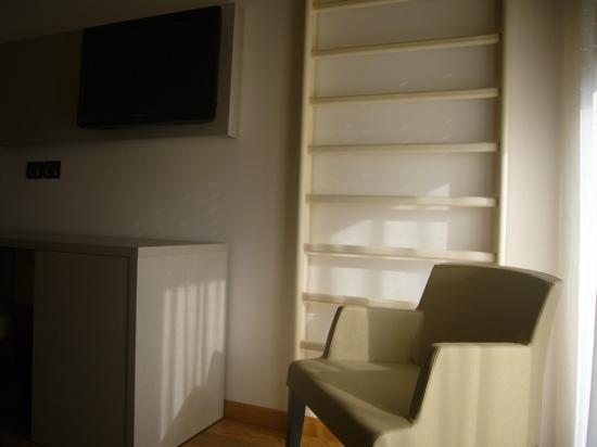 Hotel Sporting: particolare camera