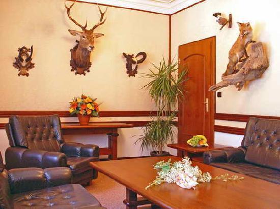 Parkhotel Brno: Meeting Room