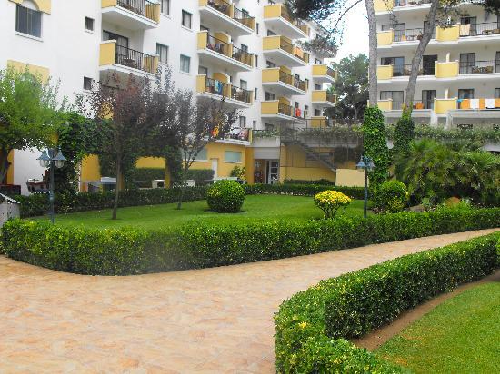 IBEROSTAR Alcudia Park: gardens
