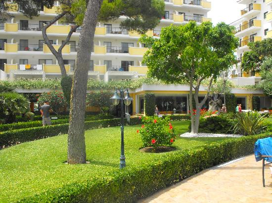 Iberostar Alcudia Park: hotel gardens
