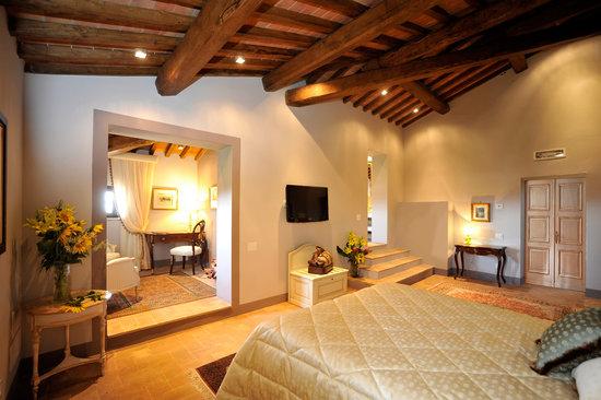 Villa Armena: Suite Flavio di Pompilio
