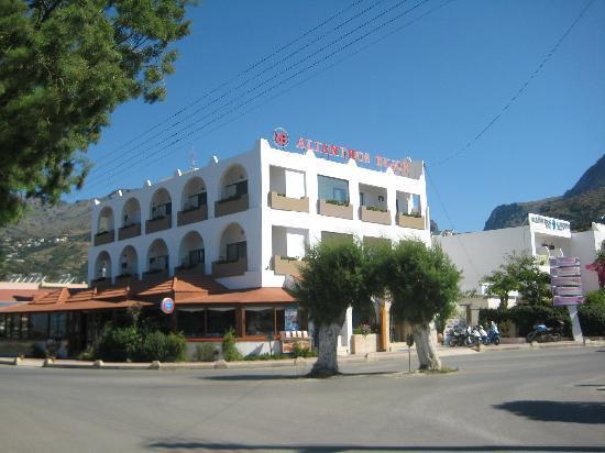 Alianthos Beach Hotel: отель Alianthos Beach
