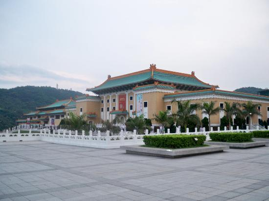 Tempus Hotel Taichung: National Palace Museum in Taipei
