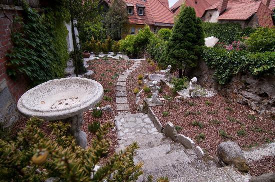 Hotel Galleria: Garden