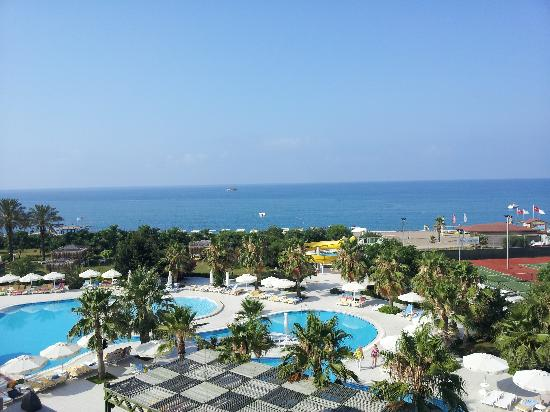 Nashira Resort Hotel & Aqua-Spa: The view from our room
