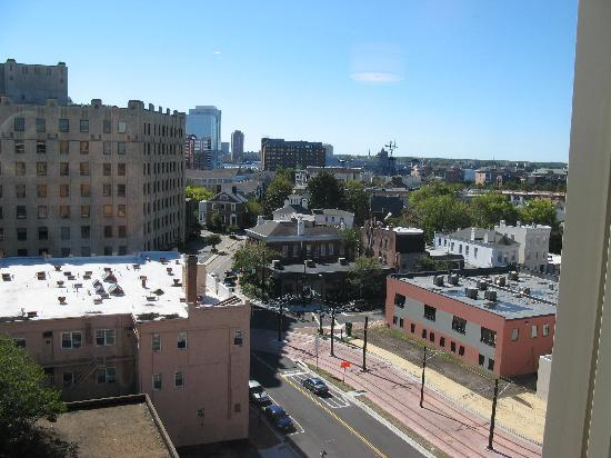 Residence Inn Norfolk Downtown: Great View!!!