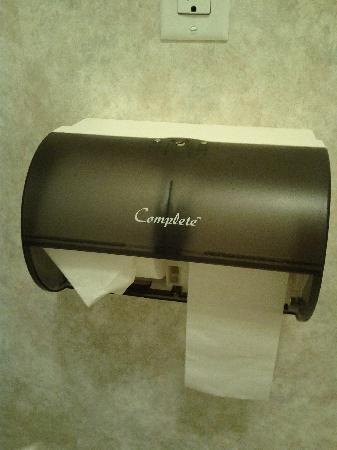 Days Inn & Conference Centre - Penticton: Who would want to steal this toilet paper?