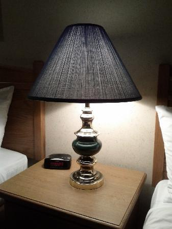 Days Inn & Conference Centre - Penticton: Decor from the thrift store?