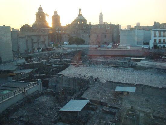 Museo del Templo Mayor: Le site