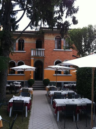 Restaurant Via Palestro 29