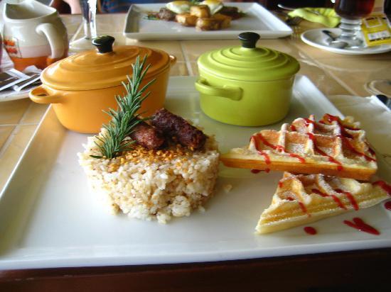 ดิสโคเวรี่คันทรีสวีต: Superb Breakfast