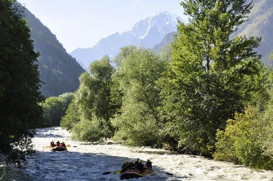 Totem Adventure : Paesaggi mozzafiato