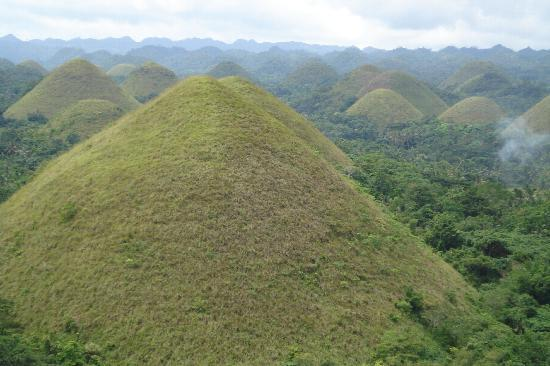 Anda White Beach Resort: Chocolate Hills