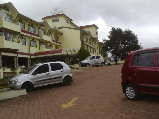 Ooty - Elk Hill, A Sterling Holidays Resort: sterling resort entrance