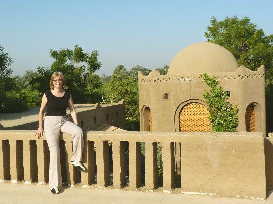 Funduk al Shams : die Terrasse